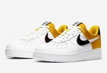Nike Air Force 1 Low NBA 丝绸质感空军一号 货号:BQ4420-700