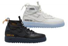 Air Force 1 WTR GORE-TEX 白色货号:CQ7211-002 黑色货号:货号:CQ7211-001