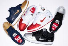 Supreme x Nike SB Dunk Low 全新三个配色发售货号:CK3480-001 /CK3480-600 /货号:CK3480-700