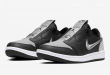 "Air Jordan 1 Low Slip ""Shadow""懒人必备 货号:CQ0279-001"