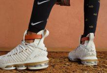 特别的踝带设计,HFR x Nike LeBron 17年底发售货号:BQ6583-100