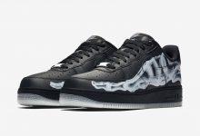 "Nike Air Force 1 Low ""Skeleton"" 万圣节 货号:BQ7541-001 发售日期:10 月 25 日"