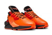 adidas Y-3 Kaiwa 山本耀司(Yohji Yamamoto)签名 货号:EF7523