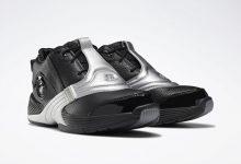Reebok Answer V 黑银战靴货号:DV6960  发售日期:10 月 18 日