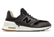 New Balance 997S  货号:MS997RB(黑) / MS997RI(白) 发售价格:¥1299 RMB