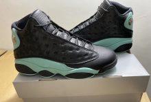 "Air Jordan 13 ""Island Green"" 将在 11 月 16 日发售,实拍图曝光"
