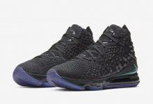 "Nike LeBron 17"" Currency"" 货币配色 货号:BQ3177-001  发售日期:2019年12月13日"
