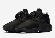 """鞋垫才是最大亮点!Nike React Presto """"Black Cat""""即将登场"""