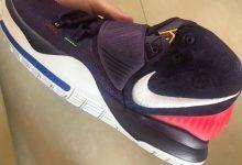 "Nike Kyrie 6"" Grand Purple"" 货号:BQ4630-500 将于11月30日正式发售"