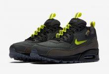 "The Basement x Nike Air Max 90"" Manchester"" 货号:CU5967-001  发售日期:2019年10月12日"
