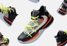 "ROKIT x Nike Kyrie 5"" Welcome Home""欧文5代 透明捕蝇草设计+反光反勾 发售日期:2019年10月28日"
