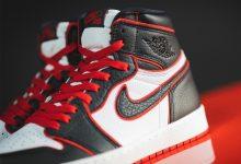 "Air Jordan 1 ""Meant To Fly"" 不可错过的""新黑红""货号:555088-062 发售日期:11 月 29 日"