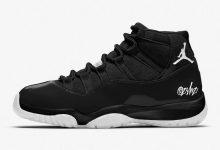 """Air Jordan 11 SE WMNS"""" Black / White"""" 货号:CZ3621-001  发售日期:2020年10月"""