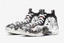 """Nike Air Foamposite One """"Shattered Backboard"""" 货号:314996-013 发售日期:2019年11 月 27 日"""