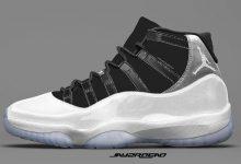 Air Jordan 11高帮版本康熙配色 高规格配色曝光