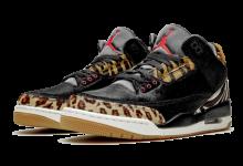 "Air Jordan 3 SE ""Animal"" 货号: CK4344-002 发售日期:2019.12.19"