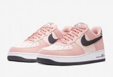 "Nike Air Force 1 ""Pink Quartz"" 樱花配色货号:CU6649-100 发售日期:2020 年 1 月 1 日"
