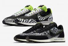 "Nike Air Tailwind 79""Illusion Pack""民族风图腾货号:CZ6361-097/CZ6362-907"