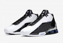 Nike Shox BB4 黑色大漆皮货号:AT7843-102 发售价格:$160 美元