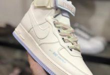 Nike Air Force 1 Mid 独角兽🦄️粉色 空军一号联名款 货号:CQ4810-100