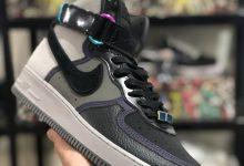 亚特兰大地标性潮流店铺A Maniere x Nike Air Force 1联名高邦货号:CT6665—001