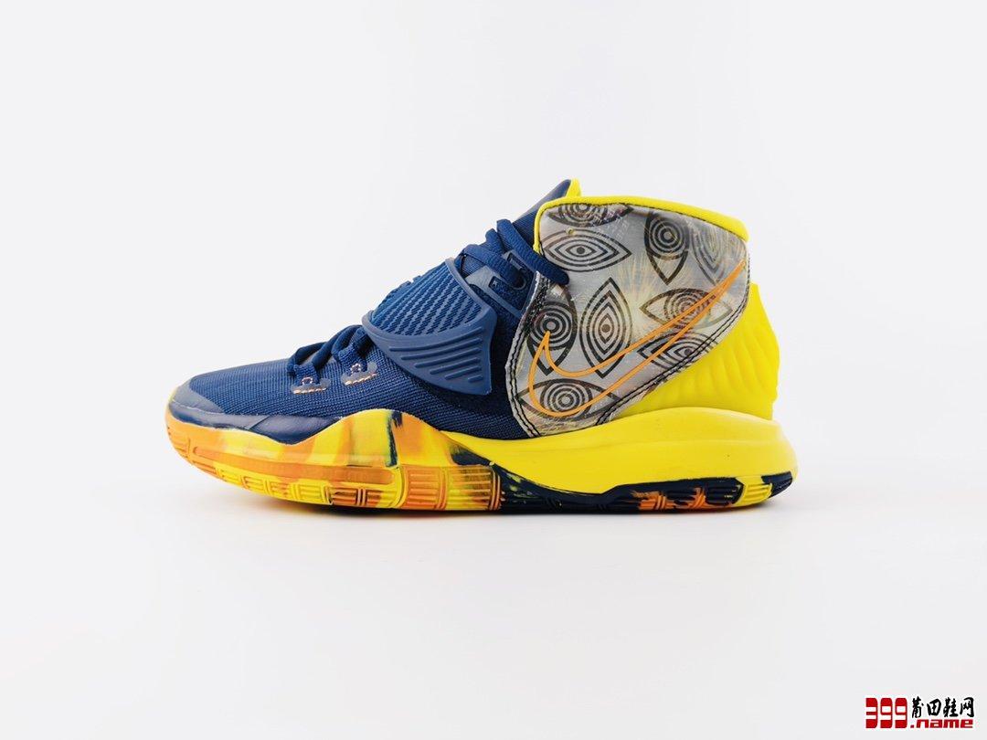 欧文6代 Nike Kyrie 6 城市限定篮球鞋助力你成就球场霸主地位
