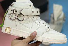 川久保玲联名Comme Des Garcons Homme Plus x Air Jordan 1 High