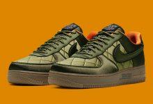 飞行夹克上身!Nike Air Force 1 Low 全新主题配色登场
