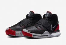 Nike Kyrie 6'Bred'货号:BQ4630-002 发售日期:2020年1月16日