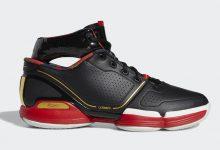 "adidas D Rose 1"" Forbidden City""  ""故宫""配色货号:FW3137  发售日期:2020年1月"