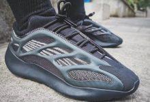 adidas Yeezy 700 V3'Black'全黑新配色,您会只喜欢吗?