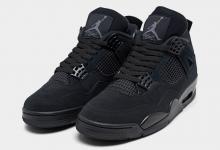 Air Jordan 4'Black Cat'Retro将于2020年1月25日发布 货号:CU1110-010