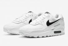 Nike Air Max 90 WMNS推出白色和黑色 货号:CQ2560-101