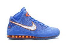 传Nike LeBron 7'Hardwood Classic Alternate'预计于2020年发布