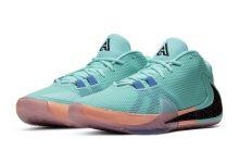 另一双``全兄弟''Nike Zoom Freak 1即将发售