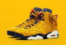 Travis Scott x Air Jordan 6'Yellow Cactus Jack'传闻将于三月发布