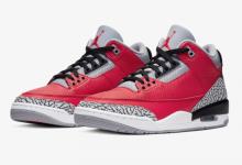 Air Jordan 3 SE Red Cement(芝加哥全明星)货号:CK5692-600