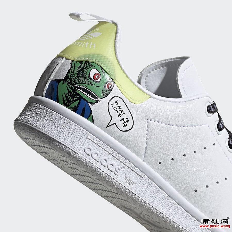 Fiorucci adidas Stan Smith EG5152发售日期