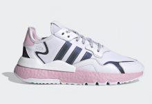 adidas Nite Jogger'True Pink'发售日期 货号:EG7942