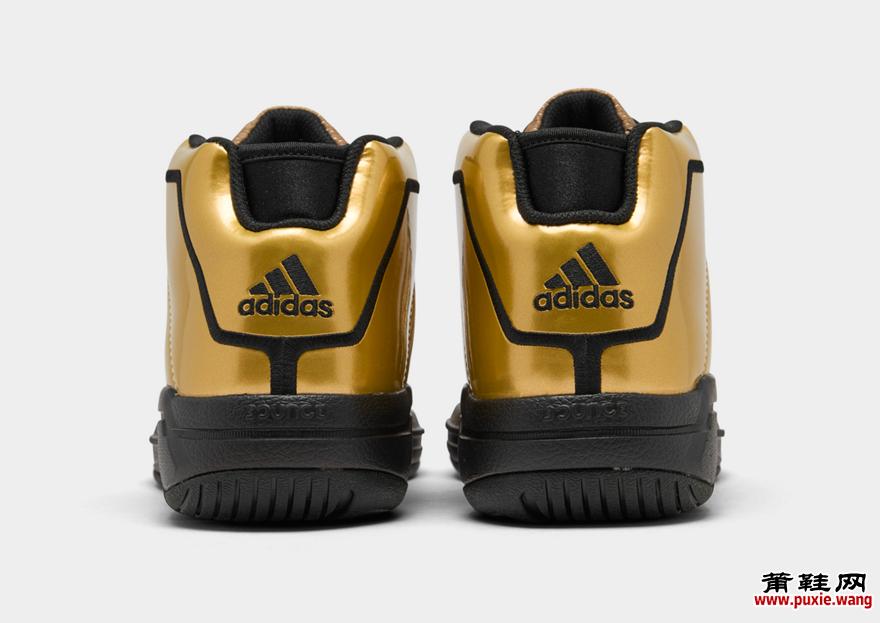 adidas Pro Model 2G金色黑色FV8922发售日期