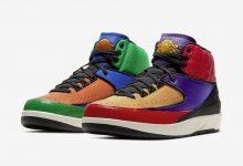 Air Jordan 2'Multicolor'官方图片 货号:CT6244-600