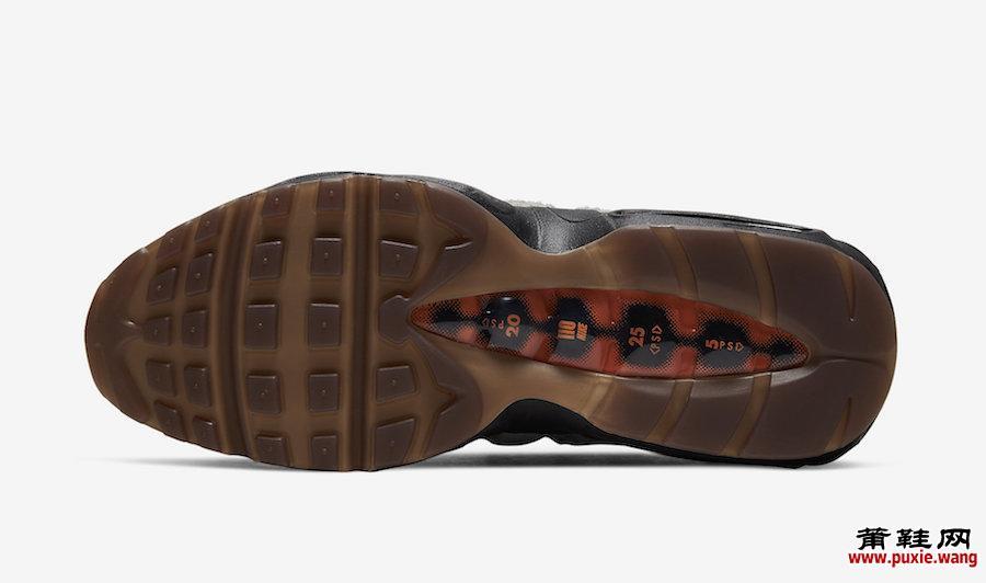 Nike Air Max 95110 CV1642-001发售日期
