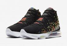 Nike LeBron 17'James Gang'官方图片 货号:BQ3177-005