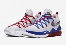 Nike LeBron 17 Low'Tune Squad'发布日期 货号:CD5050-400