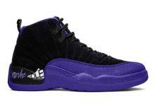 """传闻中的Air Jordan 12"""" Dark Concord""""乔丹12代黑紫 货号:CT8013-005"""