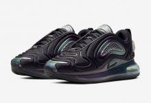 Nike Air Max 720'Bubble Pack'黑色发布 货号:CT5229-001