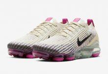 Nike Air VaporMax 3.0发售Fossil和Fire Pink 货号:AJ6910-201