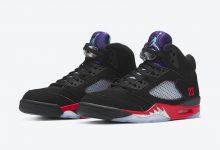 乔丹5代篮球鞋 Air Jordan 5'Top 3'官方图片 发售详情货号:CZ1786-001