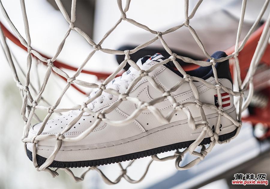 Nike Air Force 1 Puerto Rico CJ1386-100 2020发布日期信息