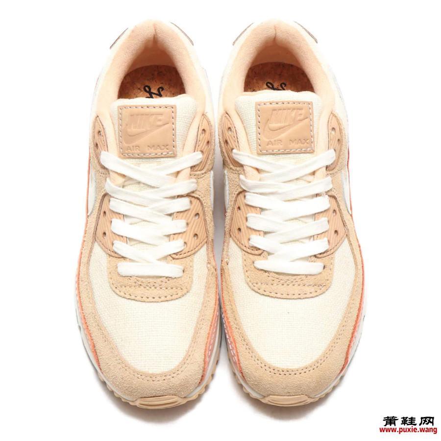 Nike Air Max 90 Cork Tan CW6209-212发售日期